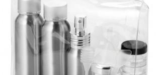 Виды пластиковой (ПЭТ) тары для ногтевой индустрии